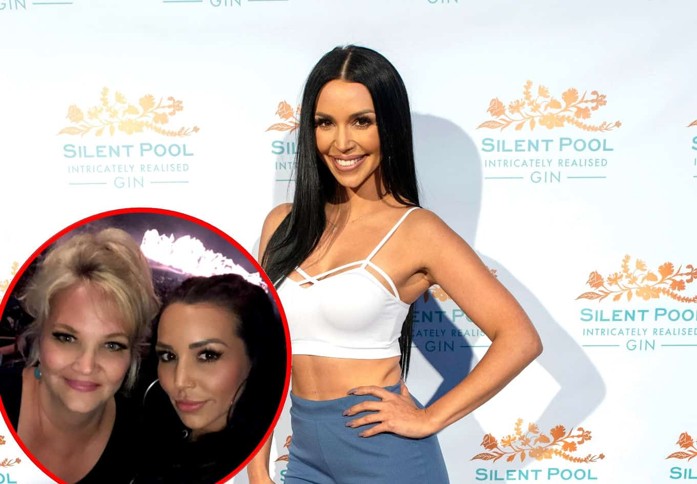 "Scheana Shay's Mom is ""Annoyed"" With Vanderpump Rules After Some of Scheana's Biggest Moments Are Left Off the Show, Plus Scheana Throws Her Own Shade"