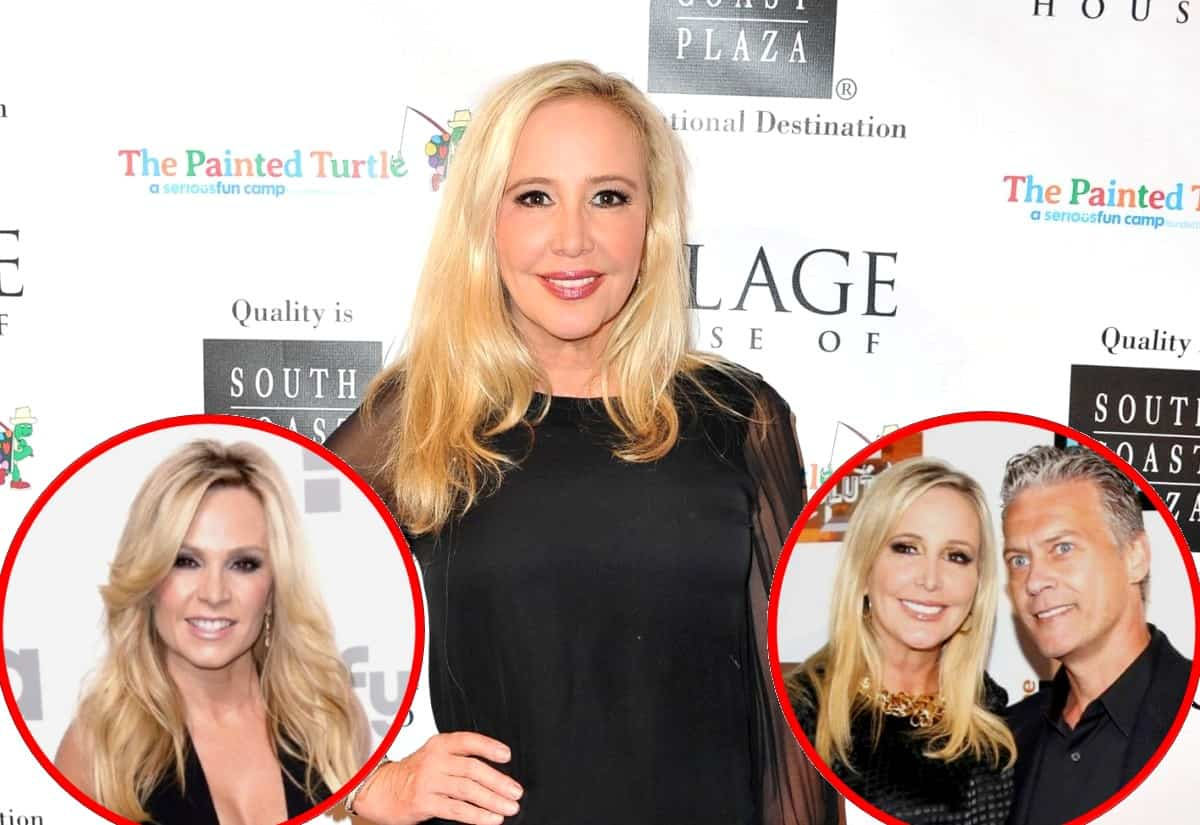 "RHOC Star Shannon Beador Addresses Rift With Tamra Judge, Plus Find Out If Things Are Still ""Awkward"" With Ex David Beador as She Confirms Friendship with Kelly"