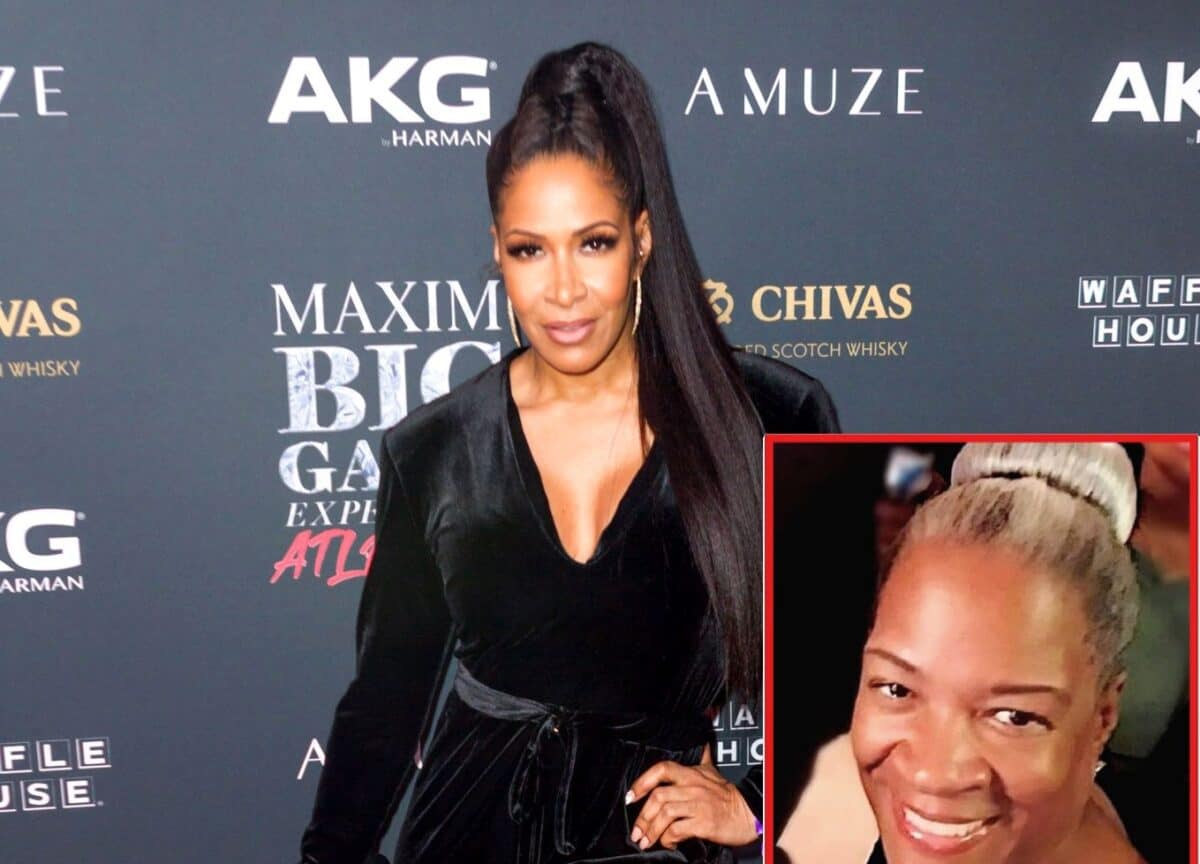 Sheree Whitfield Says Her Mother Has Been Missing For Two Weeks