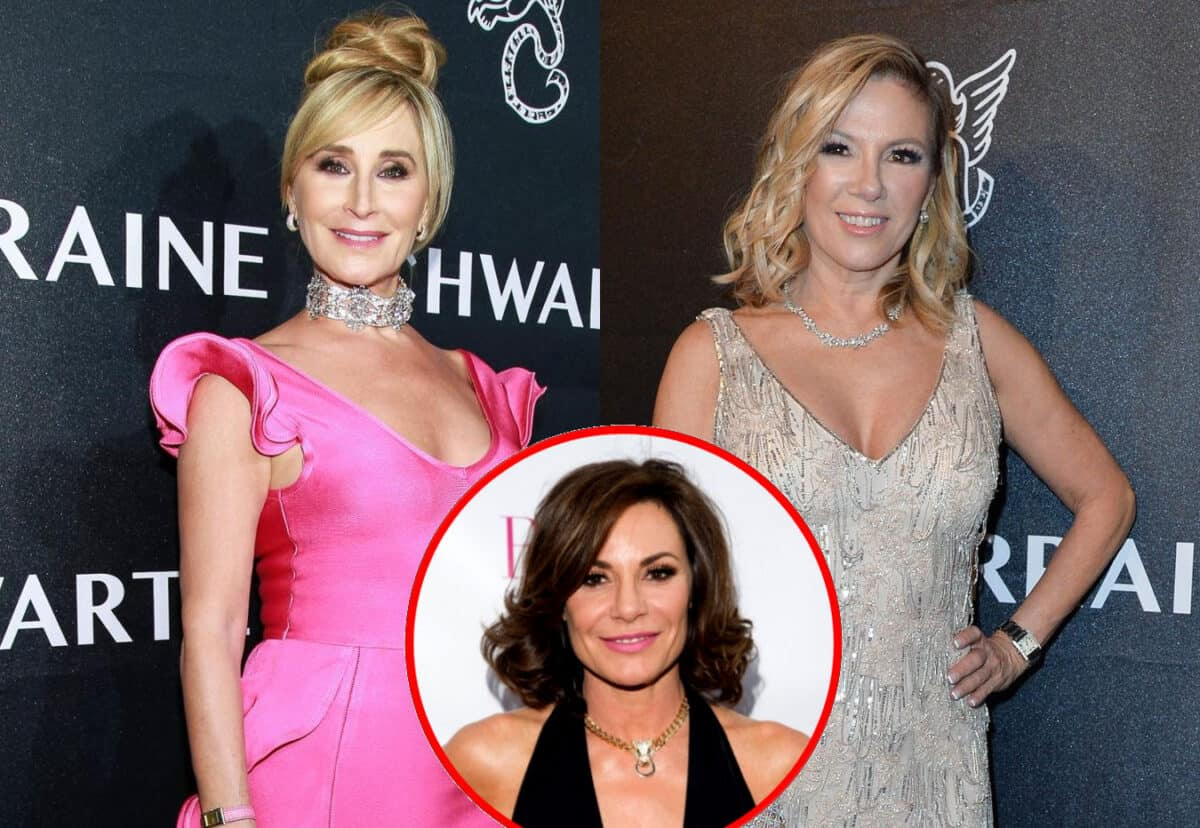 RHONY's Sonja Morgan Calls Out Ramona Singer as a Social Climber as Her Co-Stars Weigh in, Plus Luann de Lesseps Explains Why Joe Farrell Wanted His Hamptons Home on the Show