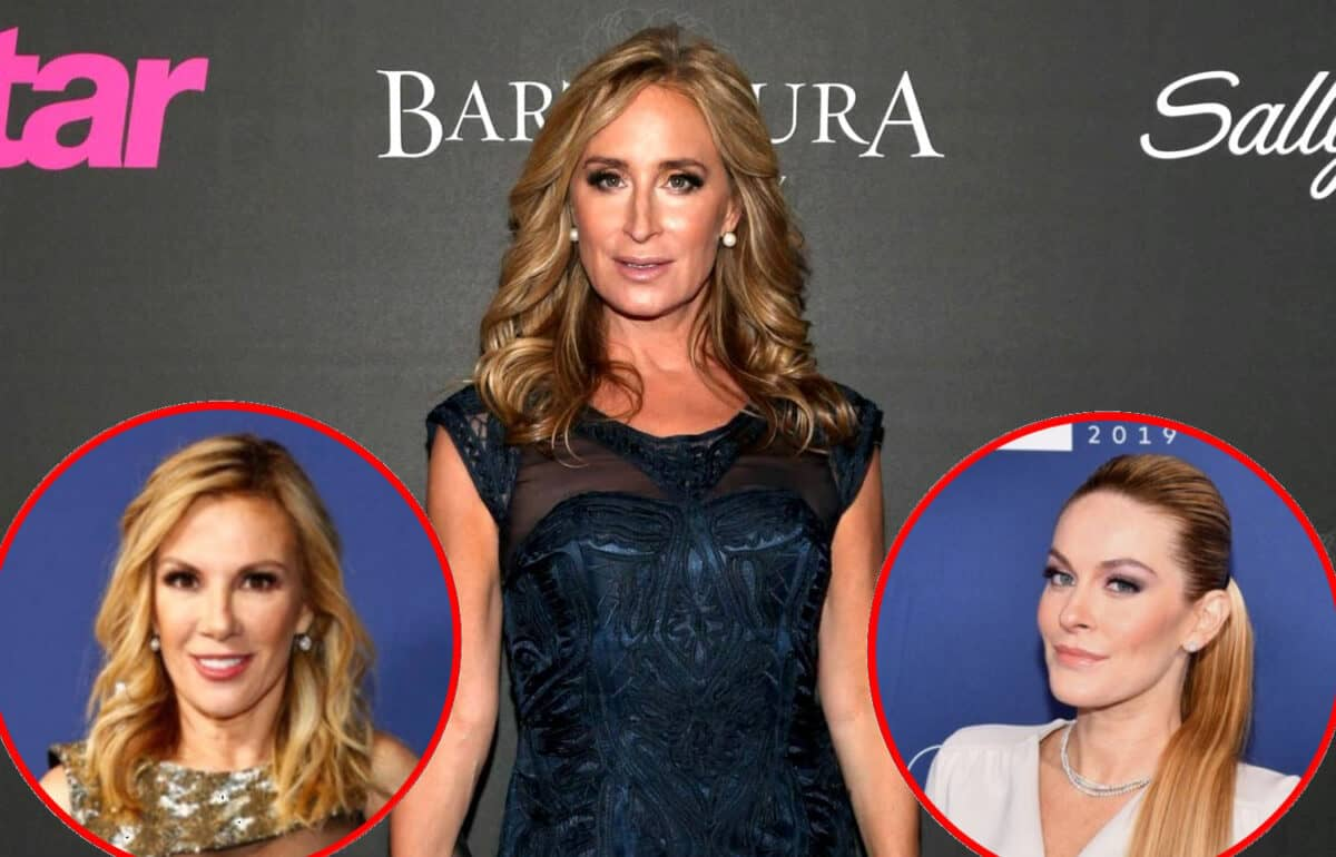"""Sonja Morgan Explains How Ramona Singer is Being """"Used"""" by her 'Fancy Friends' and Shades Her as """"Annoying,"""" Reveals Why She Was So Offended by Leah's Comments About Her 'Morgan' Name, Plus RHONY Live Viewing Thread!"""