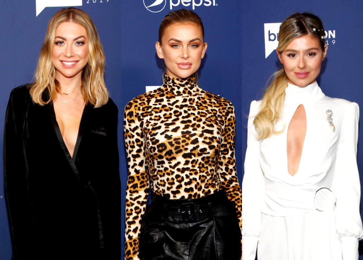 "Vanderpump Rules' Stassi Schroeder Says Lala Kent ""Bullied the F**k"" Out of Raquel Leviss as Raquel Slams Lala for Thinking She's ""Better Than"" Others and Lala Labels Her a ""Peasant"""