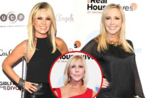 "RHOC's Tamra Judge Slams Shannon Beador as ""Vile"" After Enjoying a Mask-Free Dinner With Vicki Gunvalson, Teases Their ""New Show"" Amid Social Distancing Backlash"
