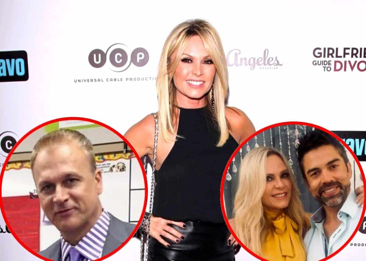 RHOC's Tamra Judge Shares an Update on Simon Barney's Cancer and Husband Eddie Judge's Health, Shares Latest on Daughter Sidney and Admits to Being Concerned About CUT Fitness Due to Shutdown