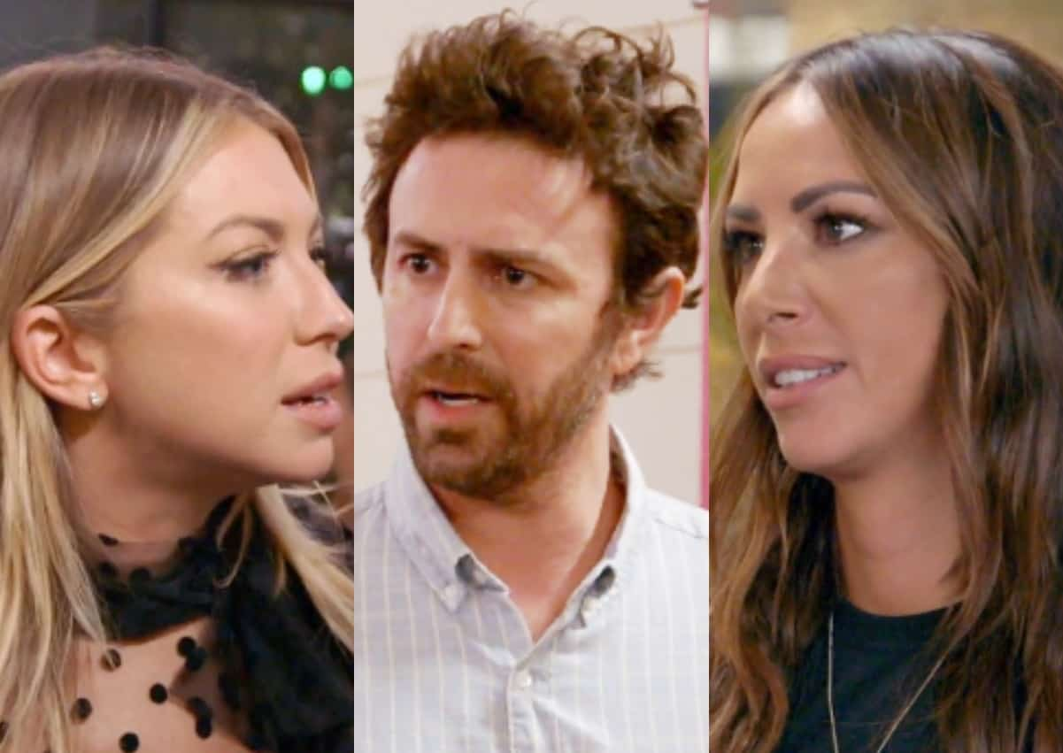 Vanderpump Rules Recap: Stassi Storms Out on Beau After Asking Him to Choose Between Her or Kristen