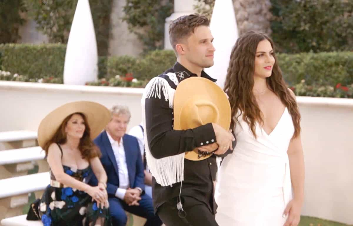 Vanderpump Rules Recap: Katie Finds Mystery Bra in Tom's Luggage Before Their Vegas Wedding
