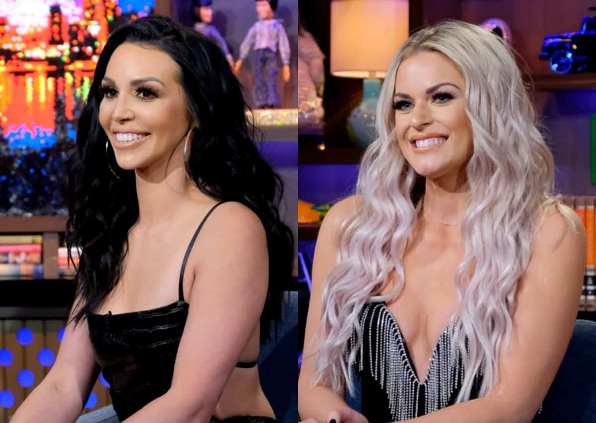"Vanderpump Rules Star Scheana Shay Defends Her ""Icky"" Birthday Present to Dayna Kathan, Plus Dayna Explains Why She Was So Upset"
