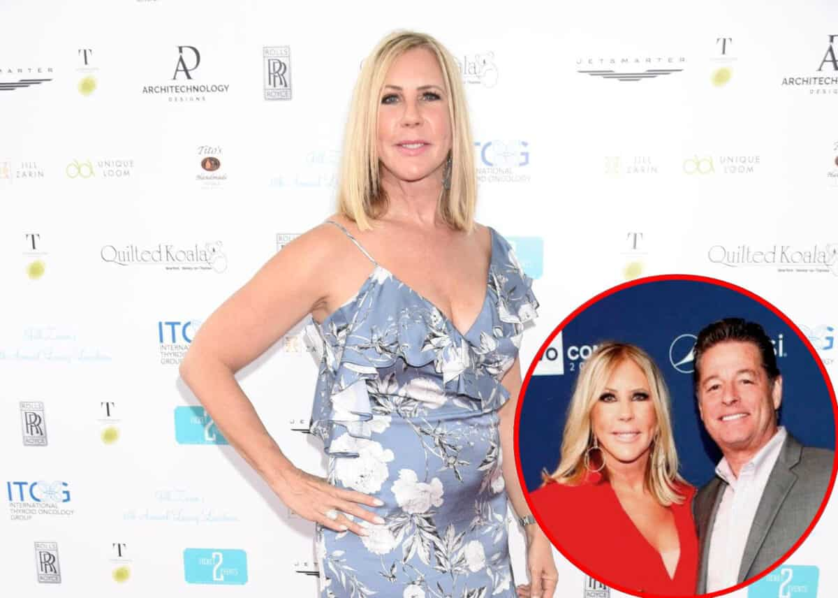 "Vicki Gunvalson Asks Fans to ""Boycott"" the RHOC, Plus She Sets the Record Straight About Postponing Her Wedding to Steve Lodge"