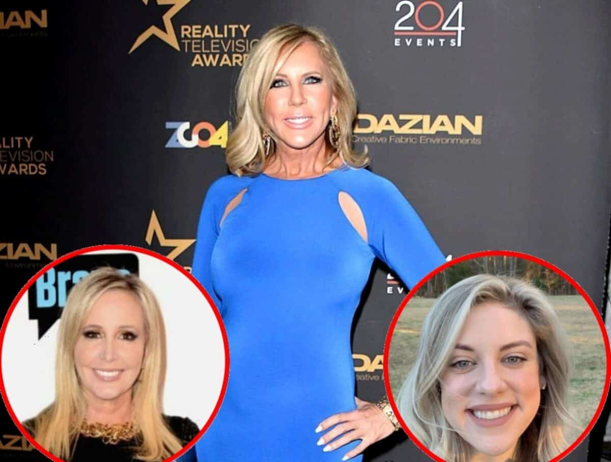 "Ex RHOC Star Vicki Gunvalson Confirms Her April Wedding is ""Off"" and Reveals Where She Stands With Shannon Beador After Unfollowing Her Over Reconciliation With Kelly, Plus She Offers Update On Daughter Briana"