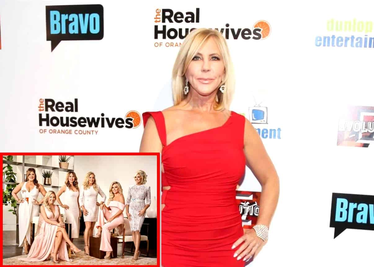 RHOC's Vicki Gunvalson Admits See Does Not See a Point in the Show Continuing Without Her as She Denies Being Selfish Amid Quarantine and Shuts Down Rumor About Her Past Marriage