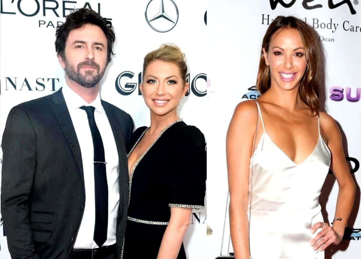 """Stassi Schroeder Denies Claims That Beau is a """"Long Time"""" Friend of Kristen Doute as the Vanderpump Rules Star Clarifies Beau and Kristen's Friendship"""