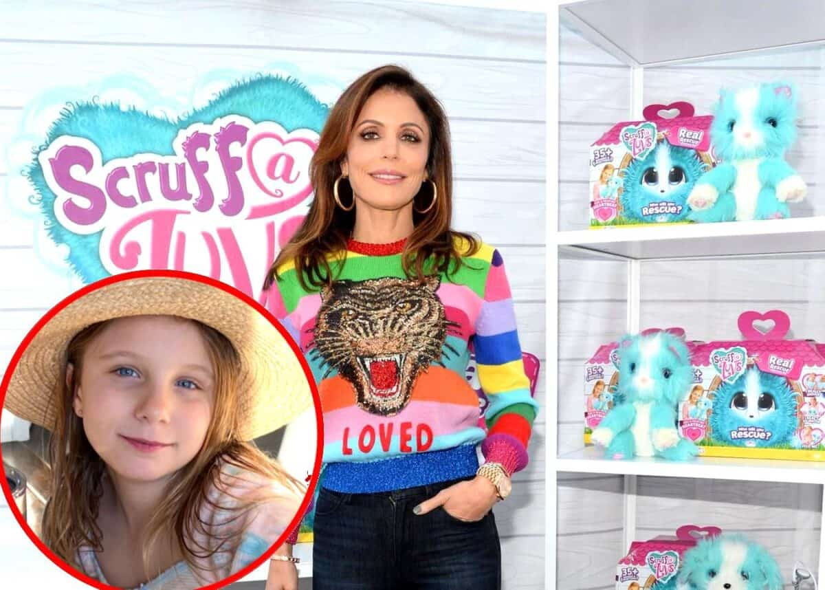 PHOTOS: Ex-RHONY Star Bethenny Frankel Shares Several Rare Pics of Daughter in Honor of Her 10th Birthday, Reveals Why She Finally Went Public With the Images Plus Check Out Bryn's Birthday Cake!