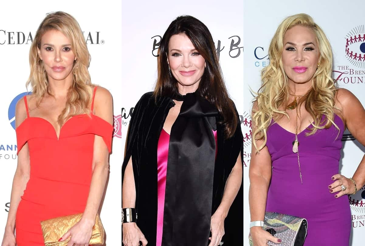 """Brandi Glanville Implies She Chose the """"Dark Side"""" by Aligning With Lisa Vanderpump on RHOBH, Apologizes to Adrienne Maloof and Teases the Reveal of """"Sexy"""" Truth"""