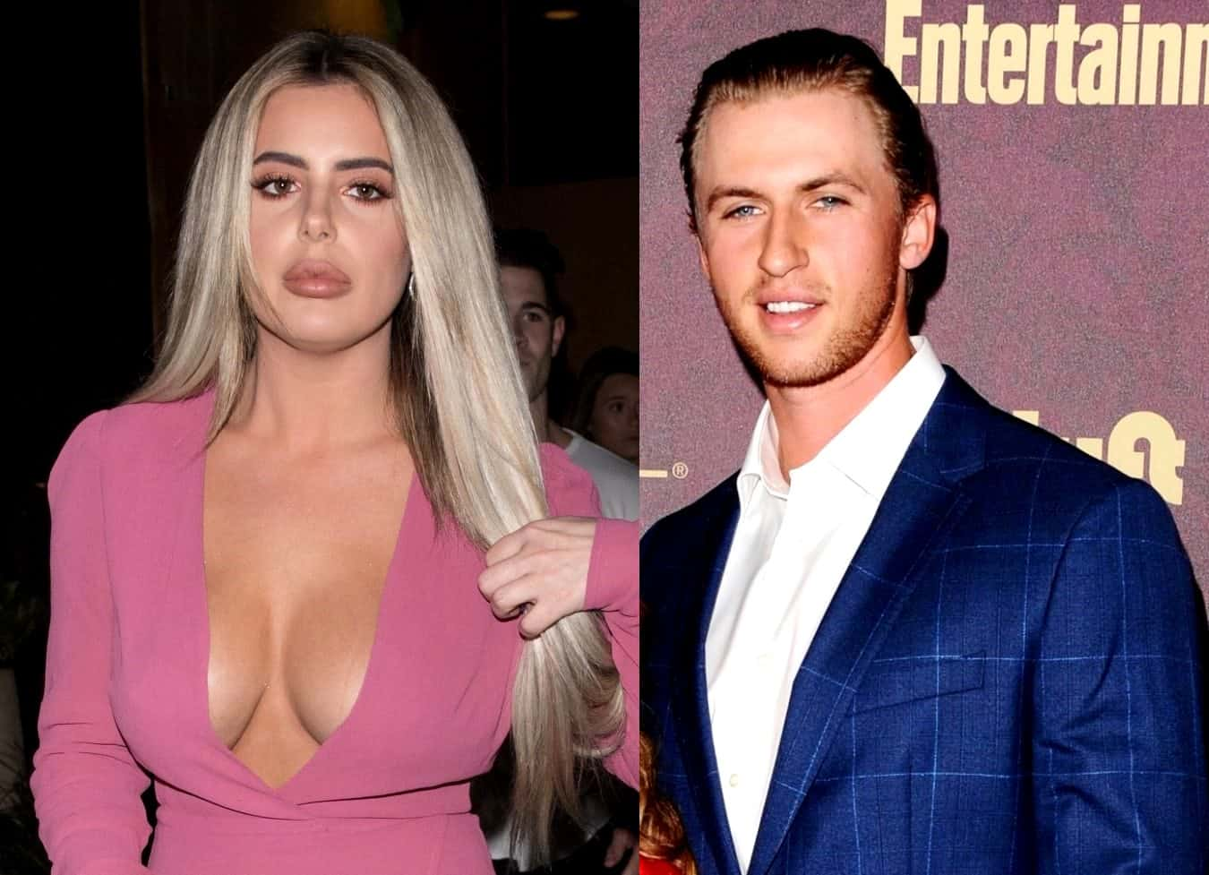 "Don't Be Tardy's Brielle Biermann Talks Being ""Blocked"" By Ex-Boyfriend Michael Kopech, Reveals Her Relationship Status and Admits Her Lips Used to Look ""Crazy"""