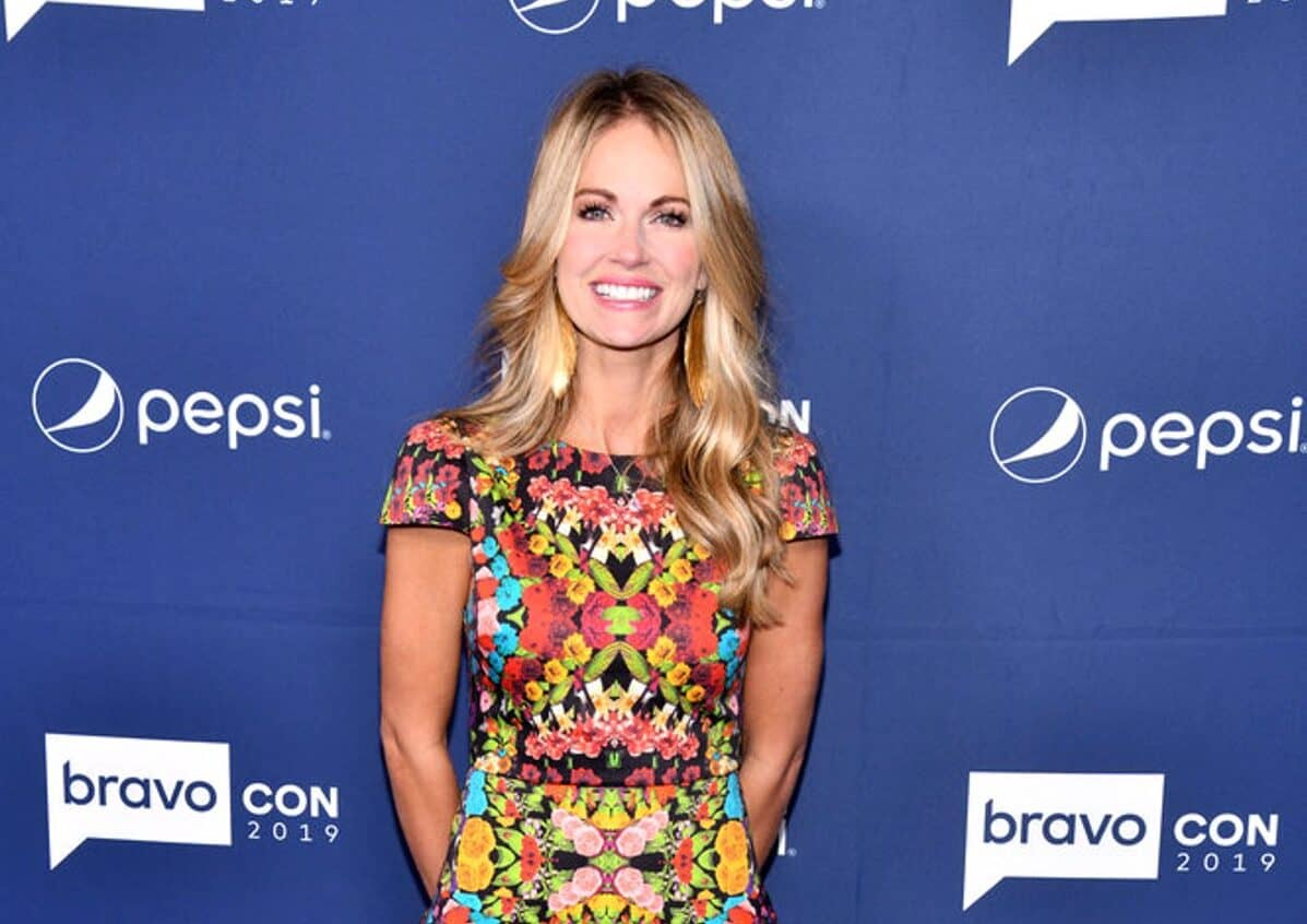 Southern Charm's Cameran Eubanks Talks Hating Daughter Palmer's Name, Having More Kids, Plus Shares What Made Her Uncomfortable During Her MTV 'Real World' Days