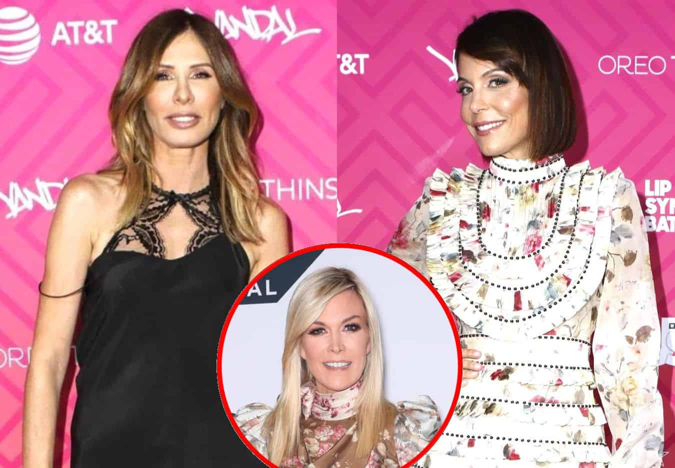 "Carole Radziwill Says Bethenny Frankel Was ""So Mean"" to Everyone on RHONY Cast, Suggests Bravo ""Invented"" a ""Ride or Die Friendship"" Between Her and Tinsley Mortimer"