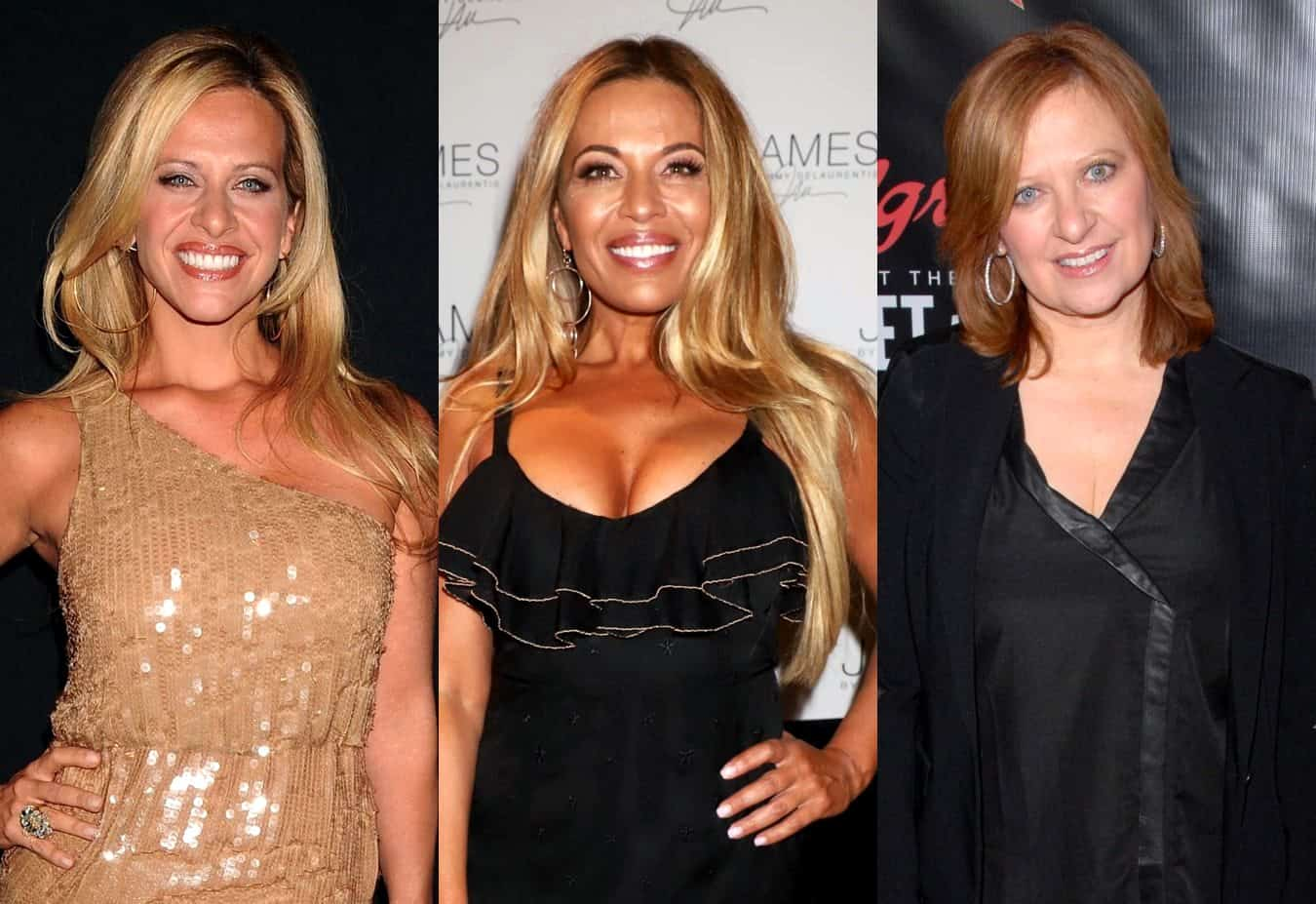Dina Manzo Reveals Dolores Catania Was Supposed to Be on Season One of RHONJ But Was Replaced by Caroline Manzo After Backing Out