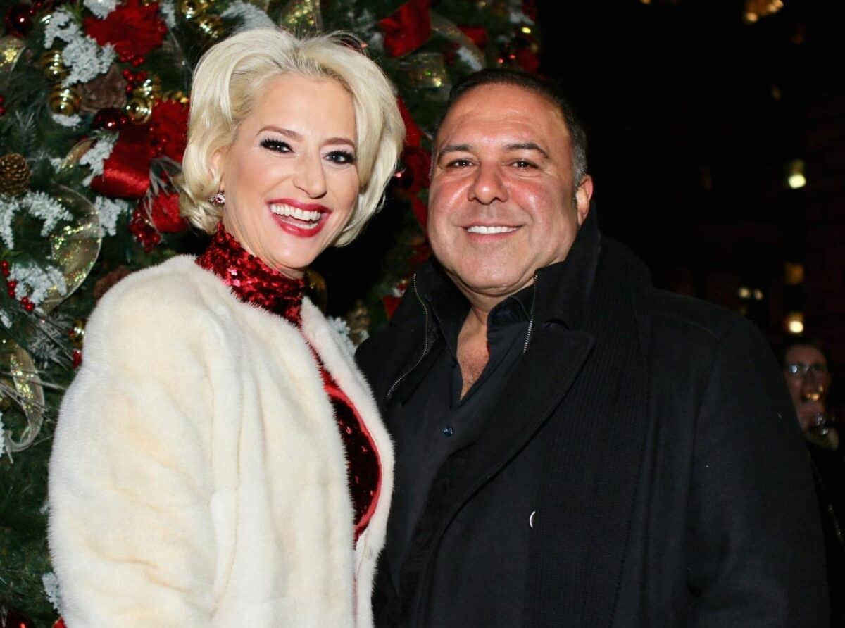 """RHONY's Dorinda Medley Shares if She Still Speaks With Ex-Boyfriend John Mahdessian and Explains Why She Doesn't Consider Their Split a """"Break Up,"""" Plus Shares Thought on Marriage"""