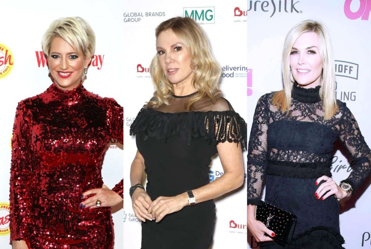 """RHONY Star Dorinda Medley Accuses Ramona Singer of 'Projecting' and Being """"Insensitive,"""" Plus She Talks Tinsley Feud and Admits She May Have Been """"Overly Offended"""""""