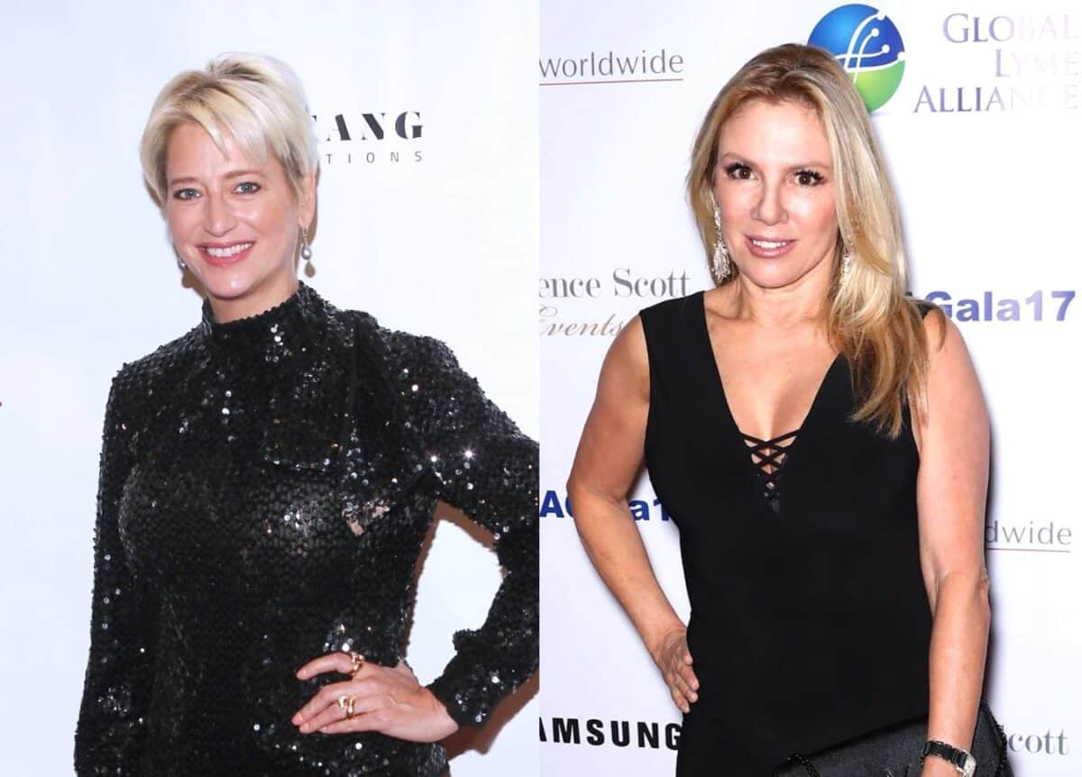 "RHONY's Dorinda Medley Slams Ramona Singer For Mistreating ""Fans, Friends and Wait Staff"" as Ramona Calls Her Out for Deflecting and Claims to Be the ""Voice of Reason"""