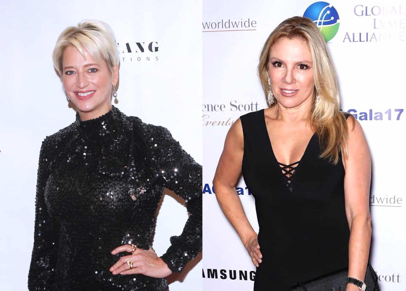 "Dorinda Medley Slams Ramona's Claim That She Feels Life ""Cheated"" Her After Ex-Husband's Passing, Says Luann ""Didn't Mean"" to Kick Sonja Out of Her Cabaret Show and Blames RHONY Ladies' Behavior on Drinking"
