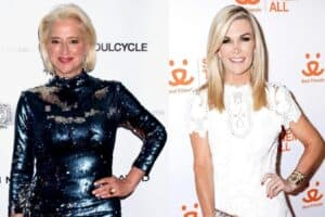 Dorinda Medley Apologizes For Her 'Mean' Behavior, See Tinsley Mortimer's Reaction in Reunion Sneak Peek, Plus RHONY Live Viewing Thread!