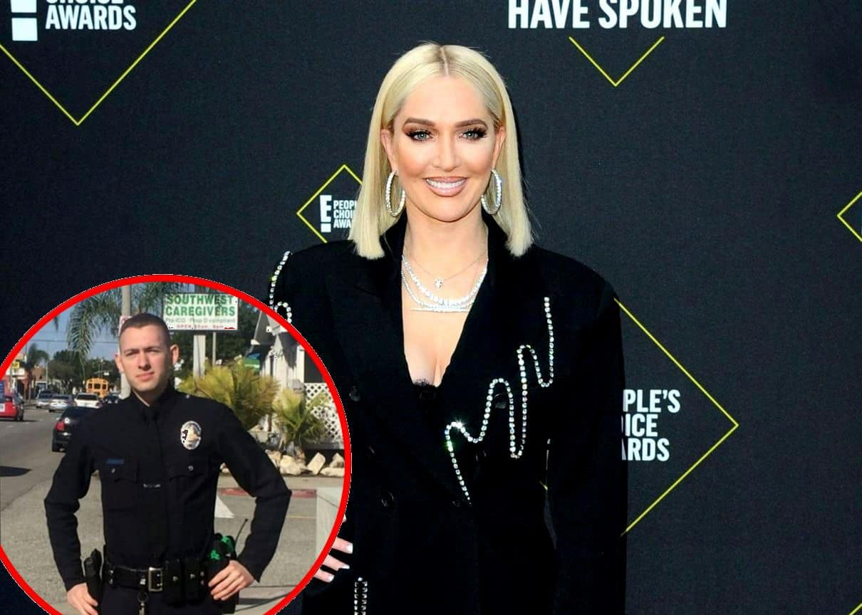"""PHOTO: RHOBH Star Erika Jayne Shares a Rare Pic of Her Son Tommy Zizzo, Read All About Him as She Reveals People Say They """"Look Alike"""""""