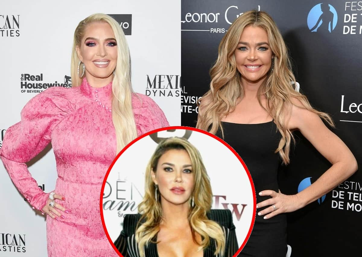 RHOBH's Erika Jayne Responds to Backlash Over Comments About Denise's Daughter, Plus She Shades Denise for Lying and Double Standards, and Mentions Brandi