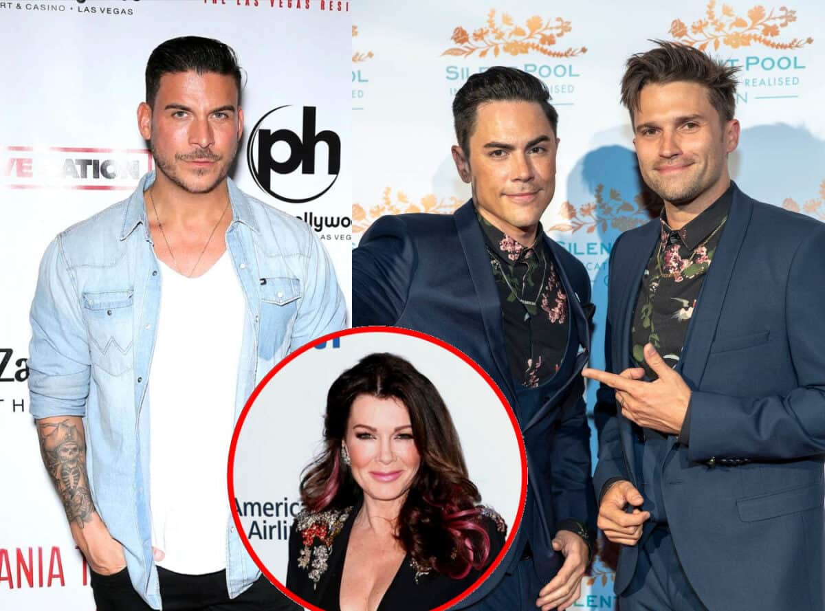 "Vanderpump Rules Star Jax Taylor Slams Tom Sandoval and Tom Schwartz's TomTom Bar as a ""Money Pit,"" See His Shady Post About Lisa Vanderpump's Restaurant"