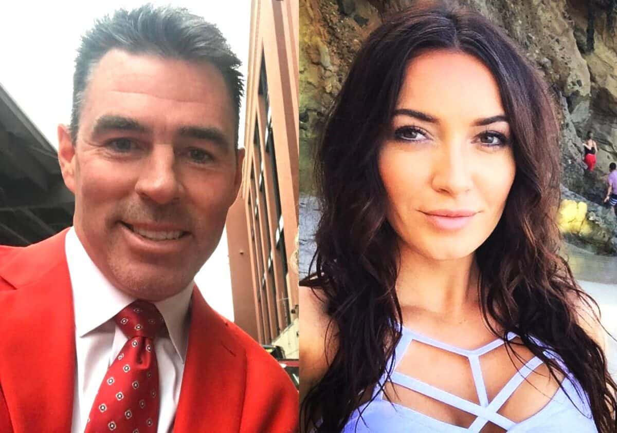 """PHOTOS: Jim Edmonds Spends Memorial Day With Girlfriend Kortnie O'Connor and His Kids, Calls Kortnie His """"Girl"""""""