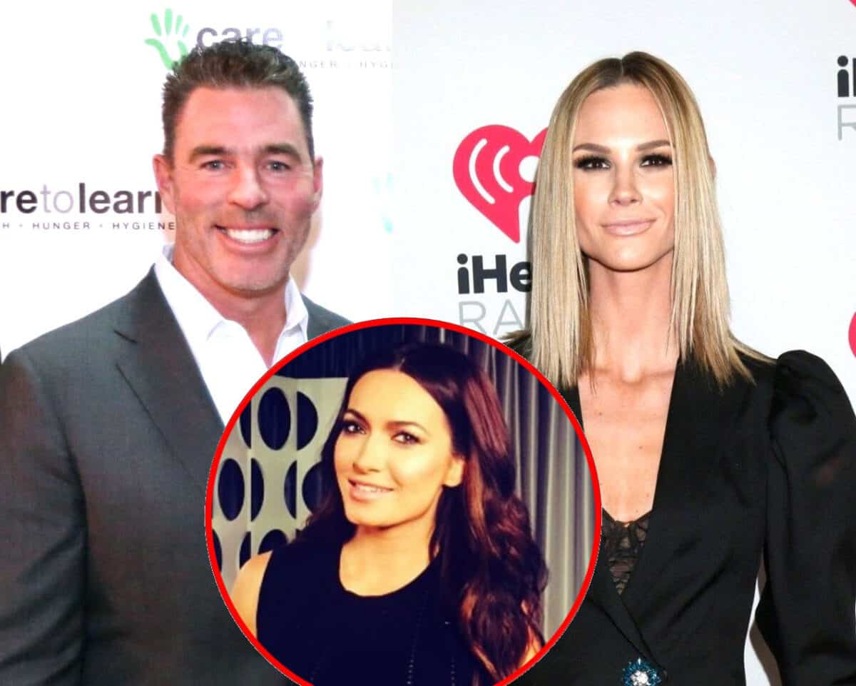 PHOTO: RHOC's Jim Edmonds Poses for Selfie With Girlfriend Kortnie O'Connor as Meghan King Edmonds Admits to Feeling That She Failed Her Children Through Divorce and Reveals She Misses Her Step-Kids
