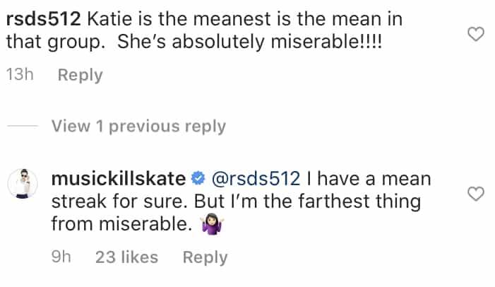 Vanderpump Rules Katie Maloney Defends Herself Against Mean Girl Label