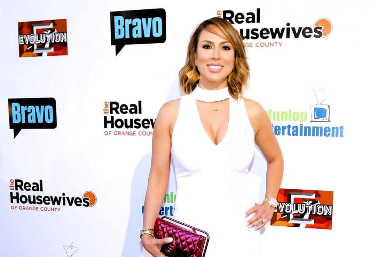 "'RHOC' Kelly Dodd Suggests Bravo Has Banned Her From WWHL Because She's Not A ""Sheep,"" Praises Husband Rick As An ""Unbiased"" Journalist and Shares New Thoughts On Pandemic"