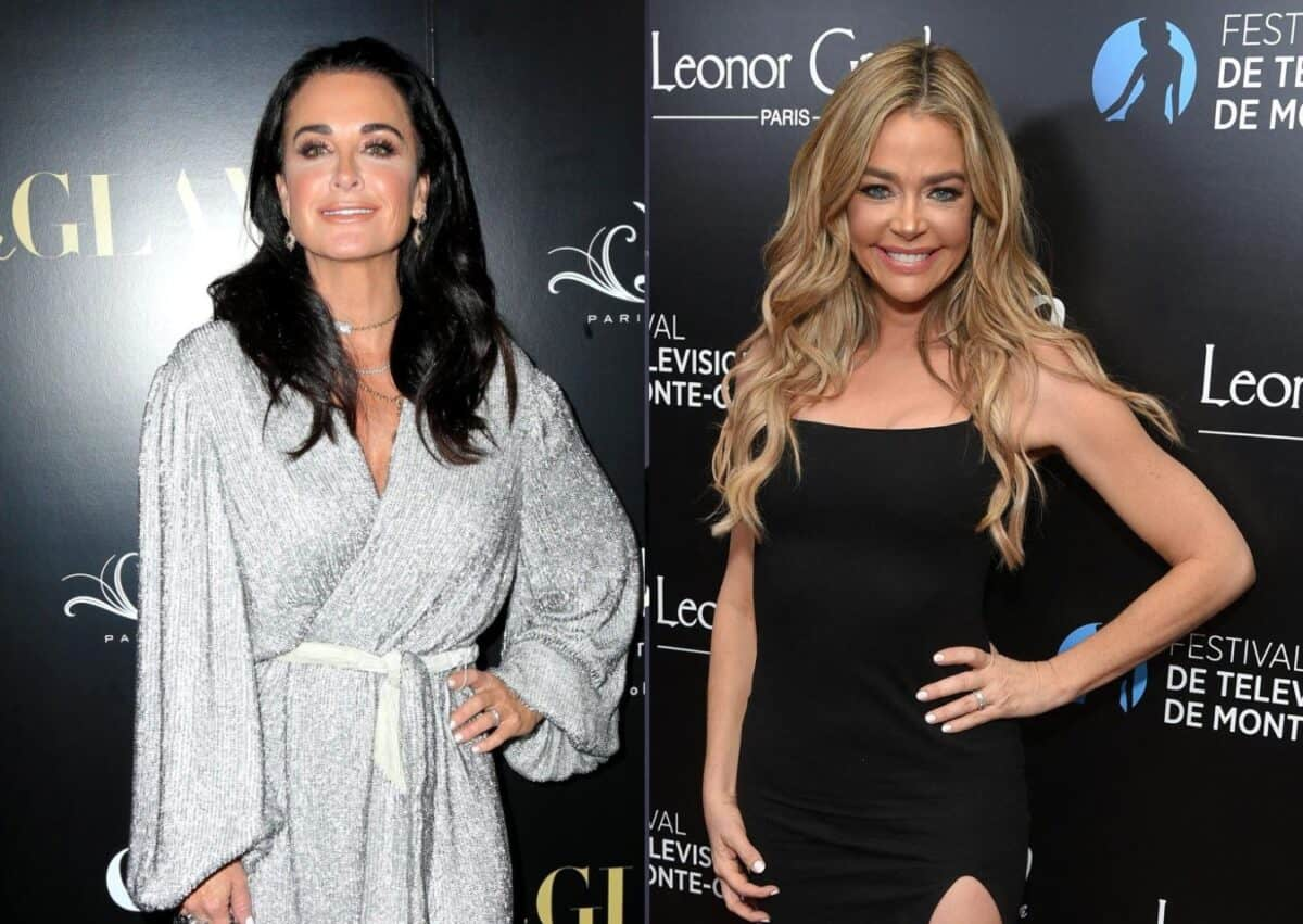 RHOBH Star Kyle Richards Accuses Denise Richards of 'Faking Scene' and Hypocritical Behavior, See Denise's Response