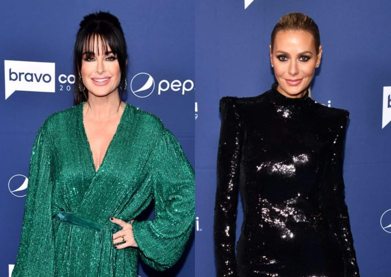 "Kyle Richards Accuses Dorit Kemsley of Failing to Fulfill RHOBH Commitments as Dorit Fights Back by Claiming She Lied About the ""Glam"" Drama From Teddi's Event"