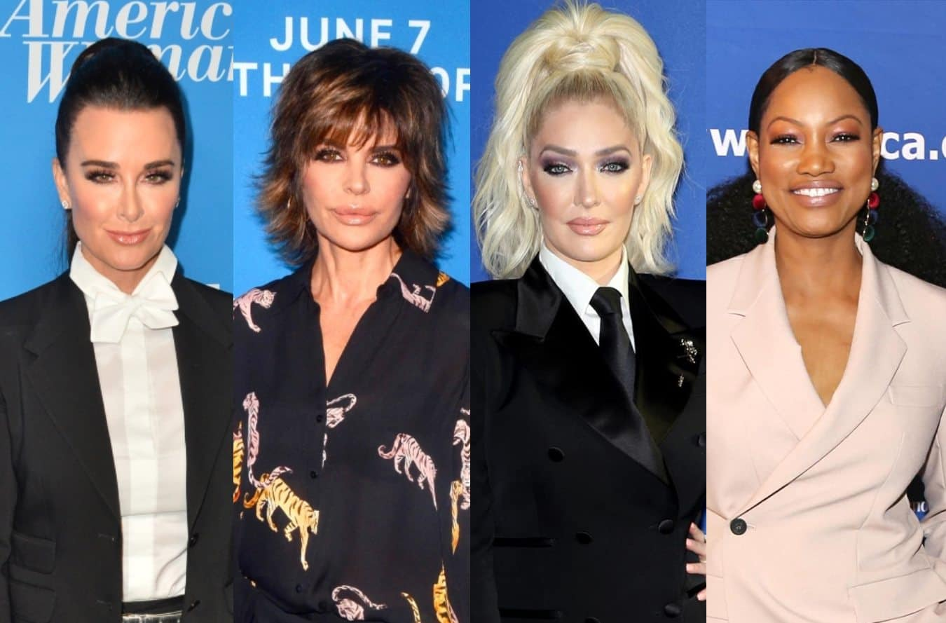 RHOBH Star Kyle Richards Shades Erika Jayne and Lisa Rinna as 'Hypocrites' and Pokes Fun at Garcelle Beauvais' Style, Plus She Recalls Defending Dorit Once, See Her Tweets