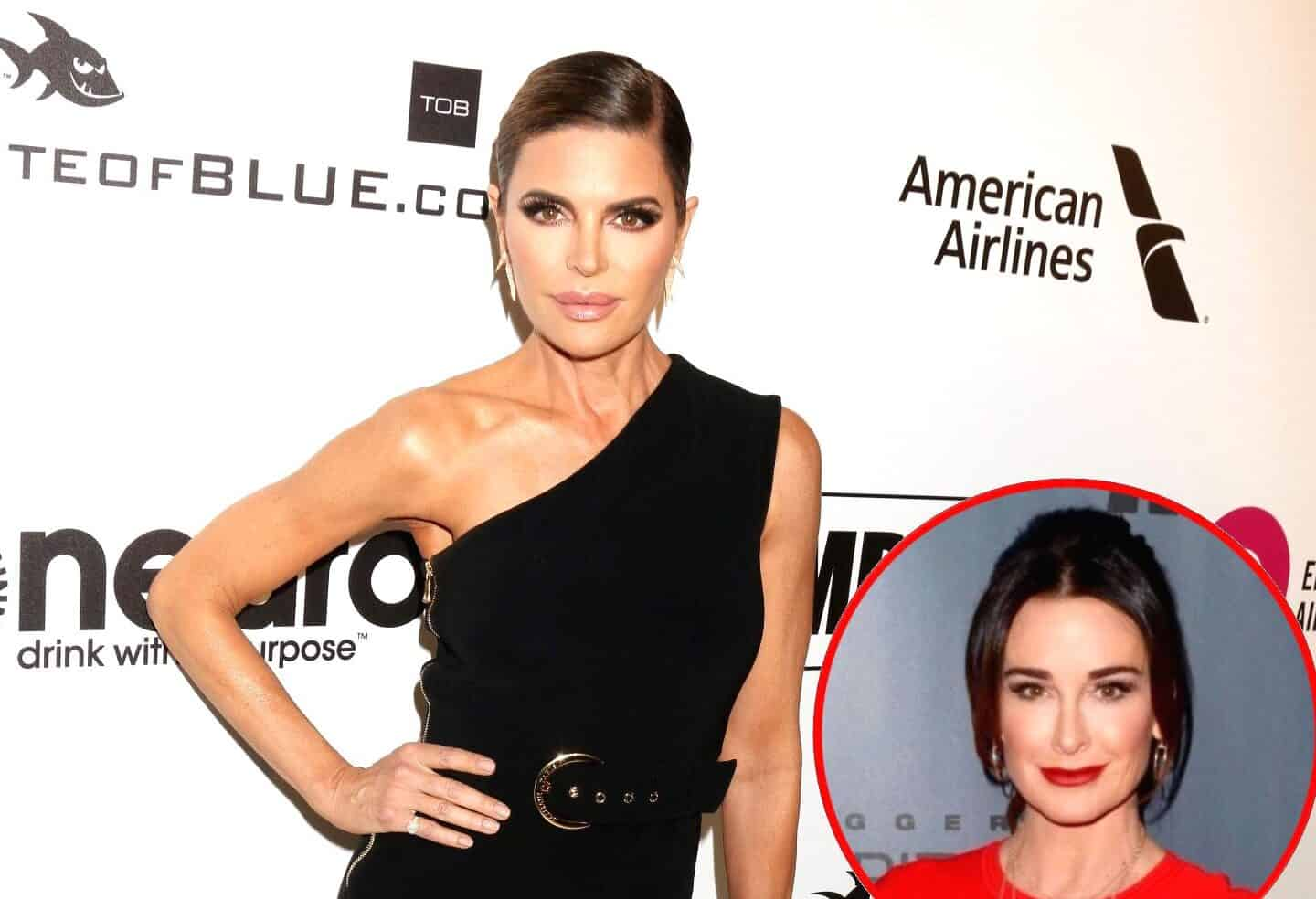 """Lisa Rinna Reveals Her One Major RHOBH Regret, Plus She Admits it Was """"Really Stupid"""" to Question Kyle Richards' Defense of Sister Kim"""