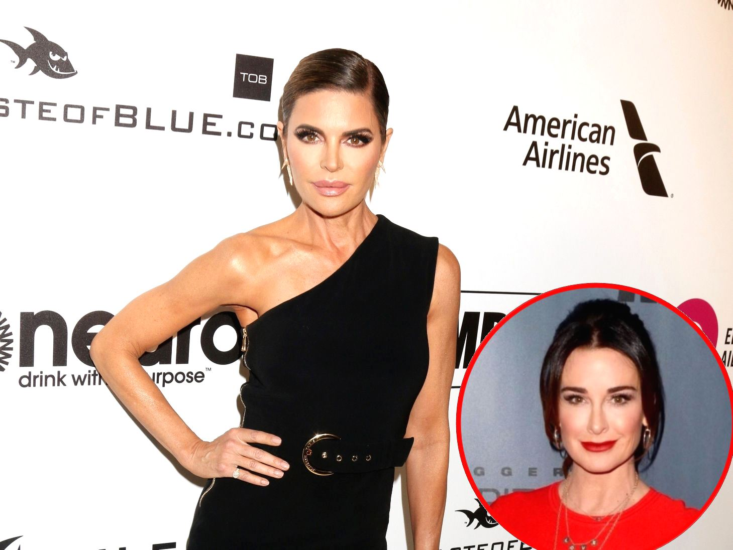 "Lisa Rinna Reveals Her One Major RHOBH Regret, Plus She Admits it Was ""Really Stupid"" to Question Kyle Richards' Defense of Sister Kim"