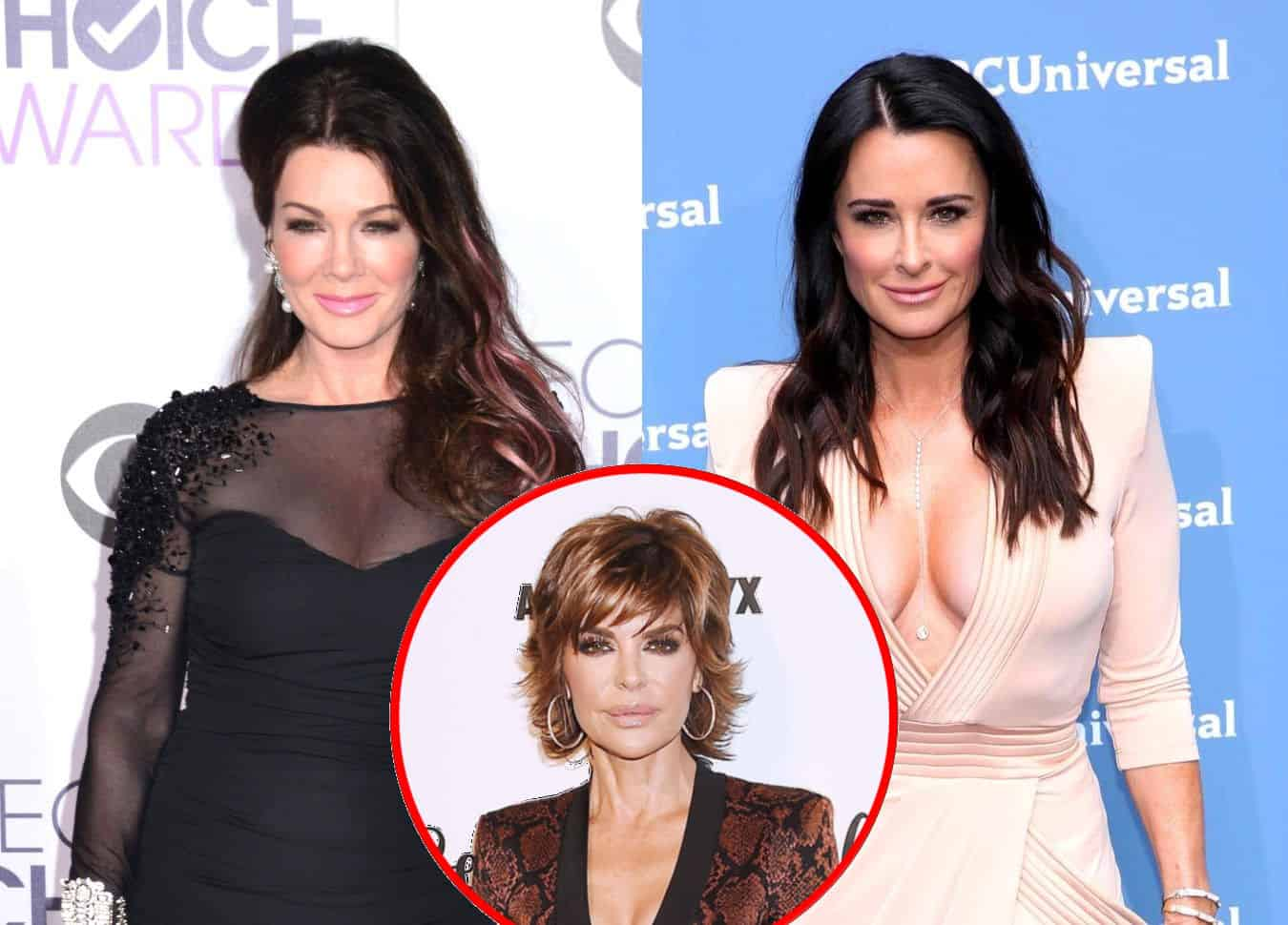 Lisa Vanderpump Slams Kyle Richards for Turning on Her as She Was Mourning and Shades Her for Talking About Her Behind Her Back, See How Lisa Rinna Fired Back at Her Former RHOBH Cast Mate