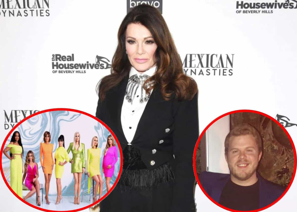 "Lisa Vanderpump Seemingly Shades the RHOBH Cast After Appearing on Another ""Housewife"" Show and Reveals If Her Son Max Still Works at SUR Restaurant"