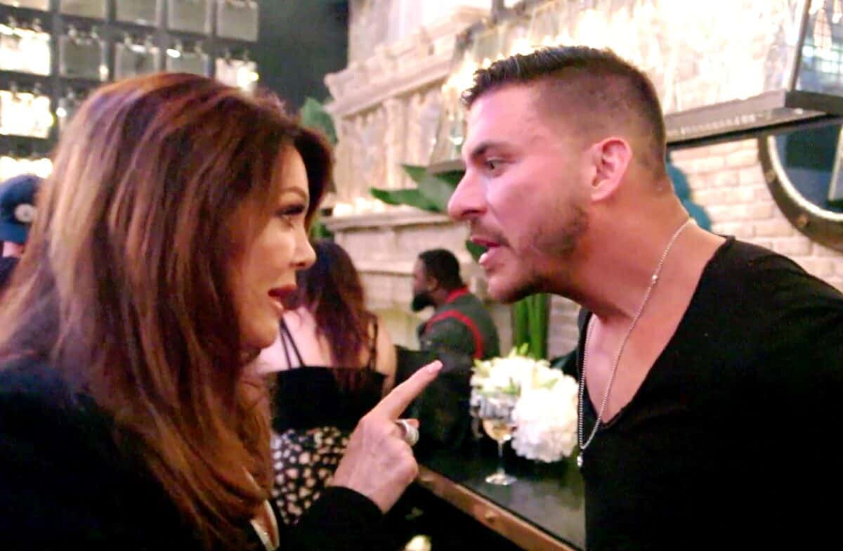 "Vanderpump Rules Finale Recap: Lisa Vanderpump Tells Off Jax After He Calls Pump Rules ""My Show,"" Plus Some Friendships End"
