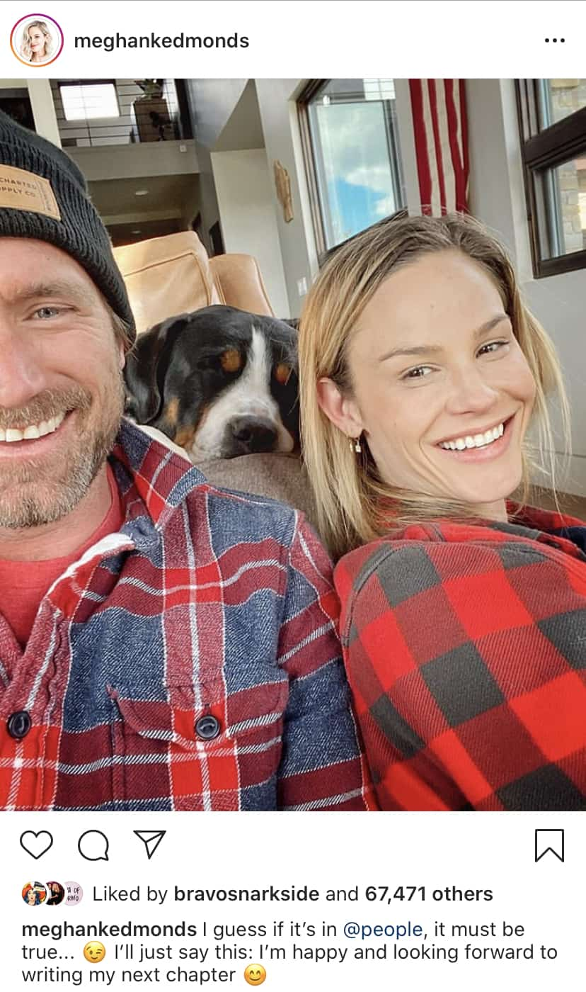RHOC Meghan King Edmonds Goes Public on Instagram With Boyfriend Christian Schauf