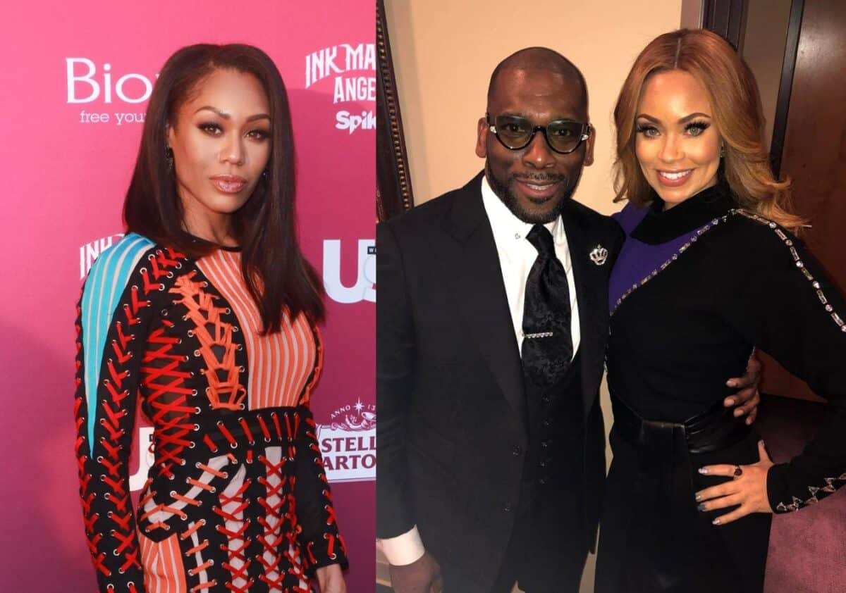 "RHOP Star Monique Samuels Alleges Gizelle Bryant and Ex-Husband Jamal Bryant are Faking Their Relationship and Claims She Has Receipts: ""I Don't Like Fighting Dirty But Don't Push Me"""