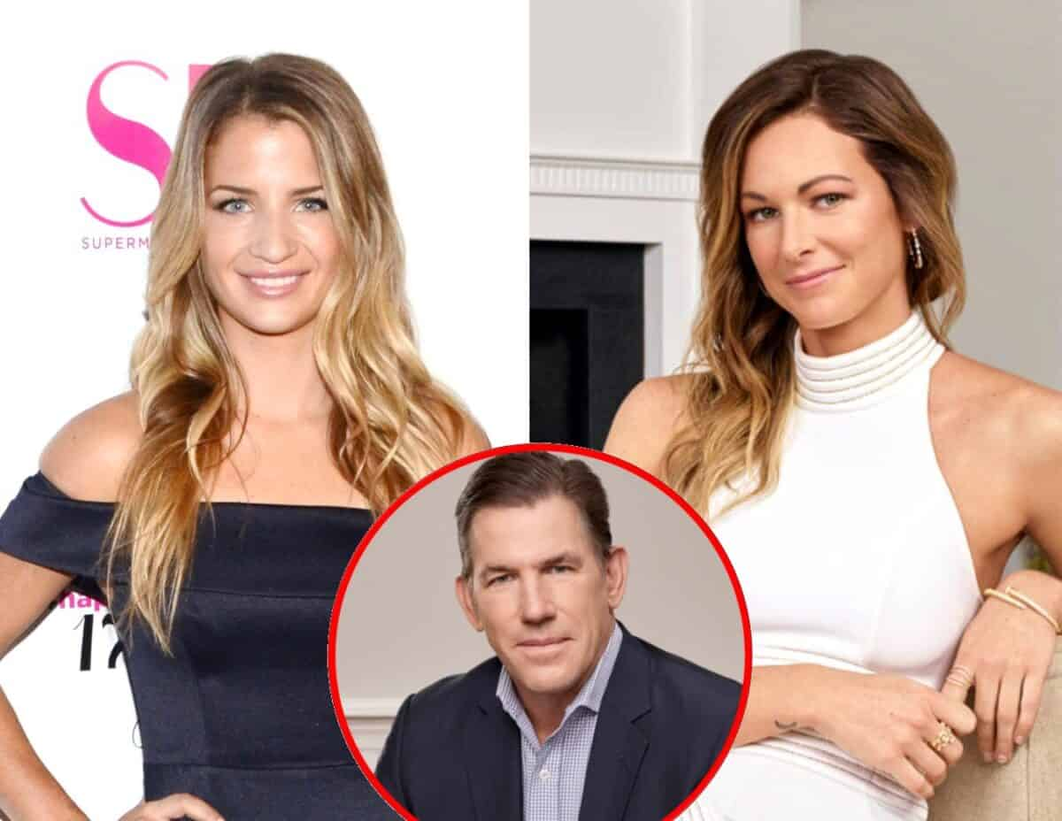 Naomie Olindo and Chelsea Meissner Have Quit Southern Charm According to Thomas Ravenel, See His Now-Deleted Tweet