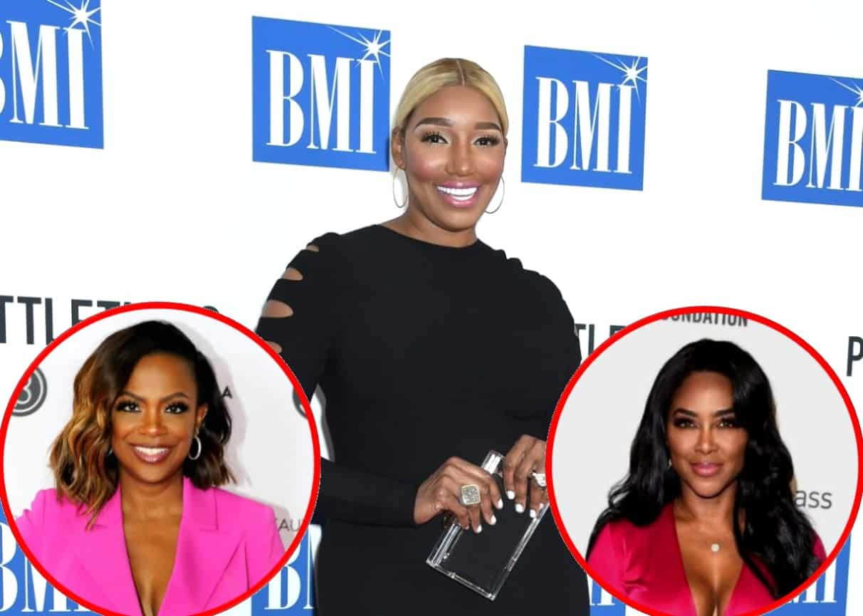 RHOA Star Nene Leakes Slams 'Drug' Use Accusations, Addresses Beef with Kandi Burruss and Explains Why Kenya Moore is Good for the Show