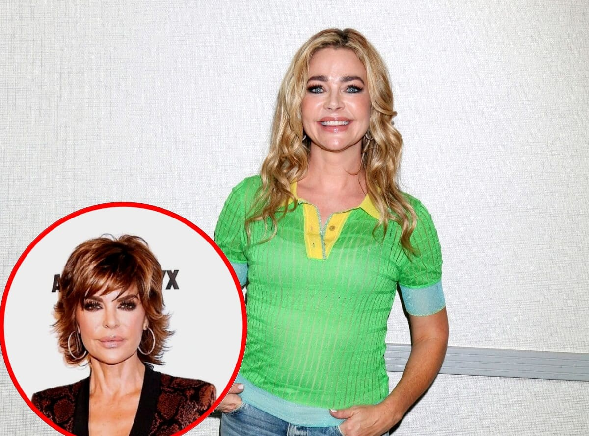 """Was Denise Richards' """"Bravo, Bravo, F*cking Bravo"""" Moment Cut From the Latest Episode of RHOBH? Bravo Responds After Twitter Fans Demand Answers and Lisa Rinna Weighs In"""