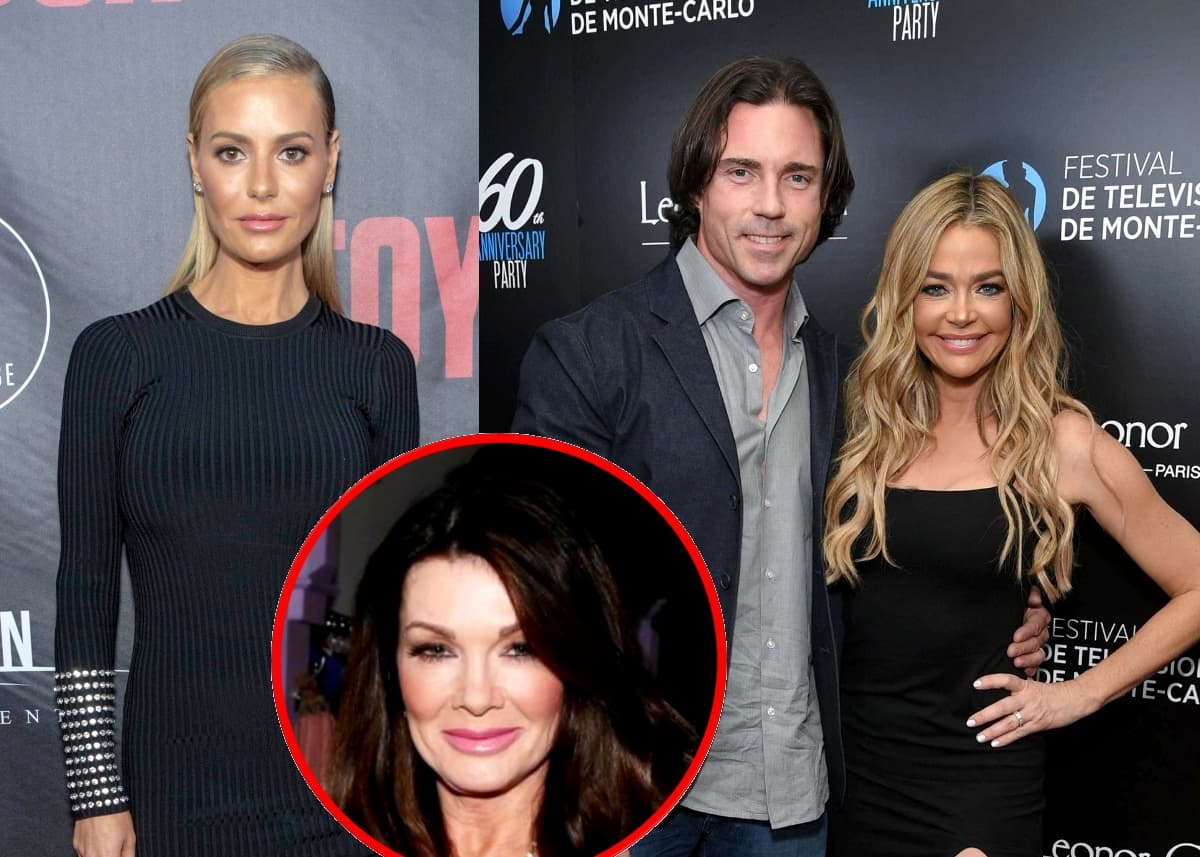 "RHOBH's Dorit Kemsley Claims Denise Richards' Husband Got Too Involved During Season 10, Reveals Lisa Vanderpump ""Refused"" to Make Amends With Cast and Says PK Keeps His Distance From the Drama"