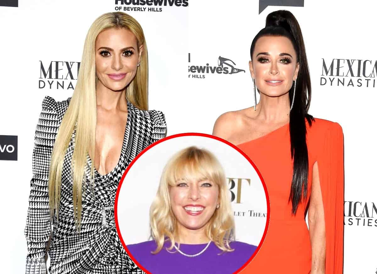 "RHOBH Star Dorit Kemsley Talks ""Heated"" Friendship with Kyle Richards, Reveals She Didn't Have the Best First Impression of Sutton Stracke"