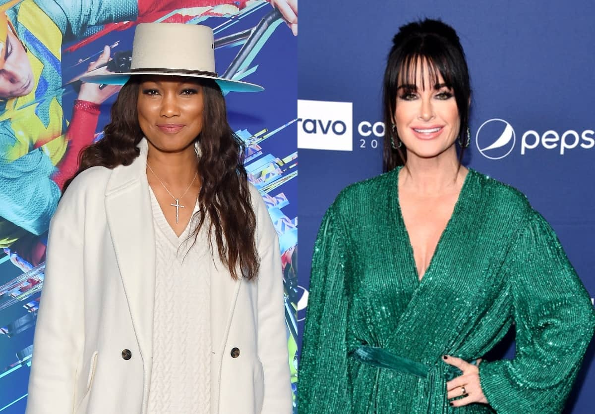 RHOBH Star Garcelle Beauvais Claps Back at Kyle Richards and Explains Why She Shaded Kyle as the 'Least Welcoming' Cast Member