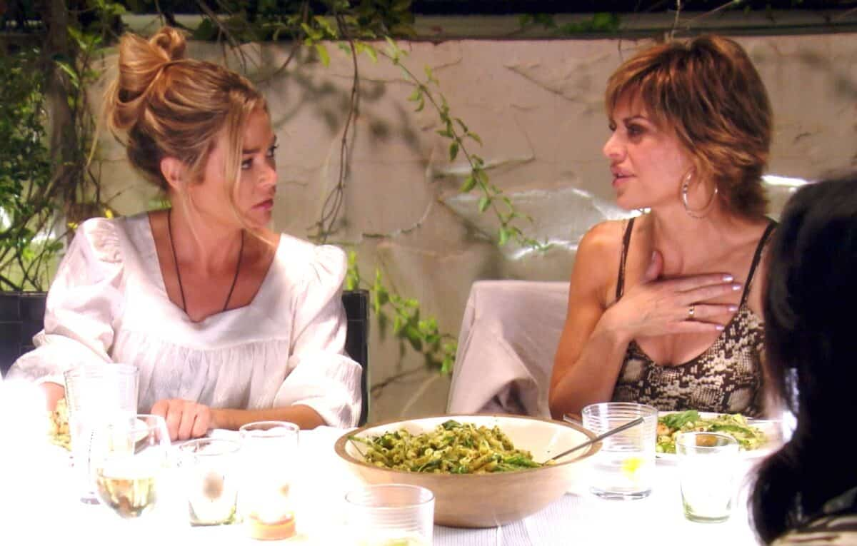 RHOBH Recap: The Ladies Gang Up on Denise and Accuse Her of Being a Hypocrite